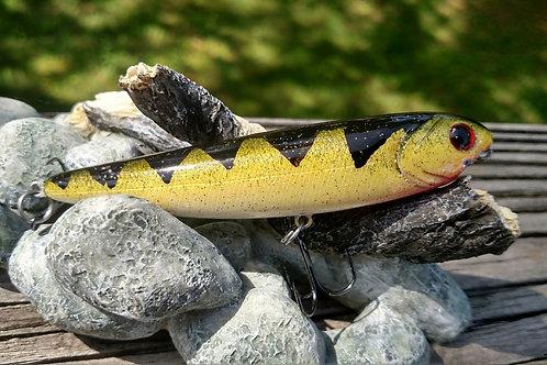 Sammy Style Topwater Bait - Yellow Perch