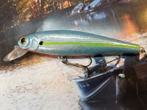 Pointer Lucky Craft Style Pointer Jerkbaits - Blue Sexy Shad