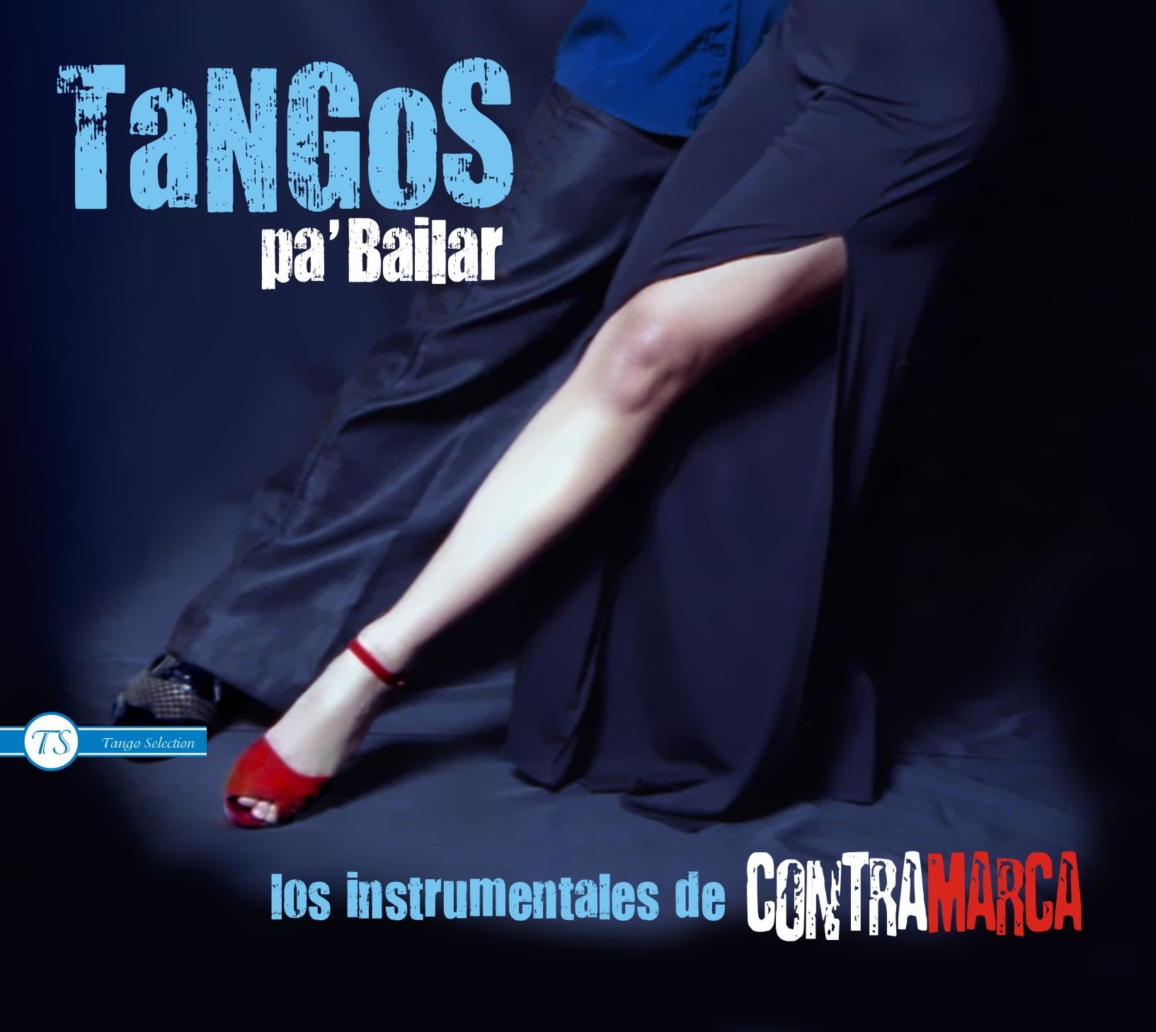 Tangos pa´Bailar - Contramarca