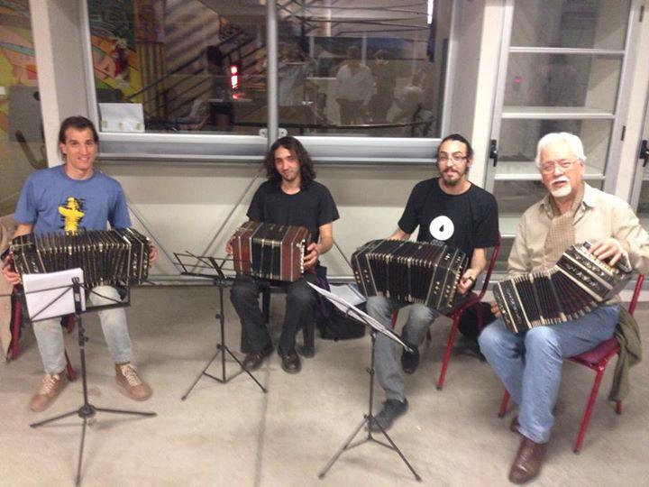 Una verdadera noche de grandes sensaciones tuvimos con el maestro Walter Ríos y la orquesta Cabure T