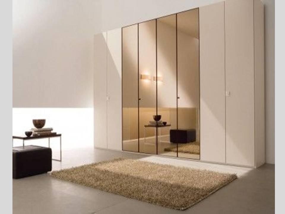 Шкаф зеркало и двери МДФ