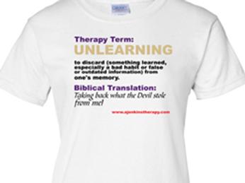 Unlearning T-Shirt