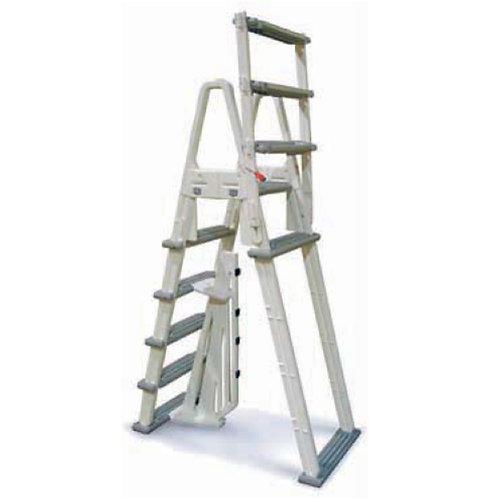 """Evolution """"A Frame"""" Ladder with Barrier"""