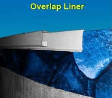 Round Liner - Overlap Attachement