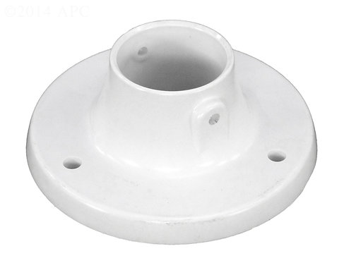 Flange for Step Access Resin