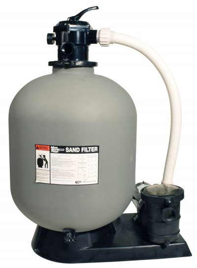"Valterra 19"" Sand Filter System with 1.0hp Pump"