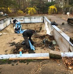 Inground Pool Replacement