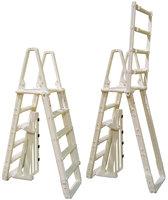 Confer A-Frame Evolution Safety Ladder with Barrier