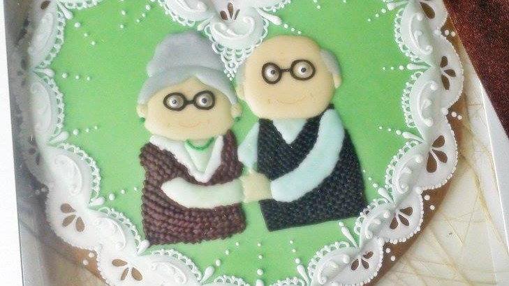 Serce Babcia i Dziadek 2