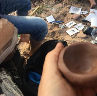 Thumb pot