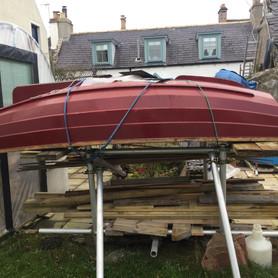 Unused Sailing boat