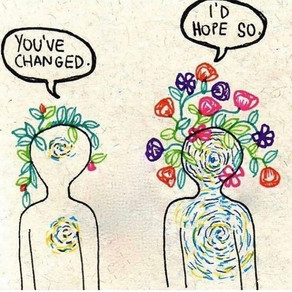 Have you changed?