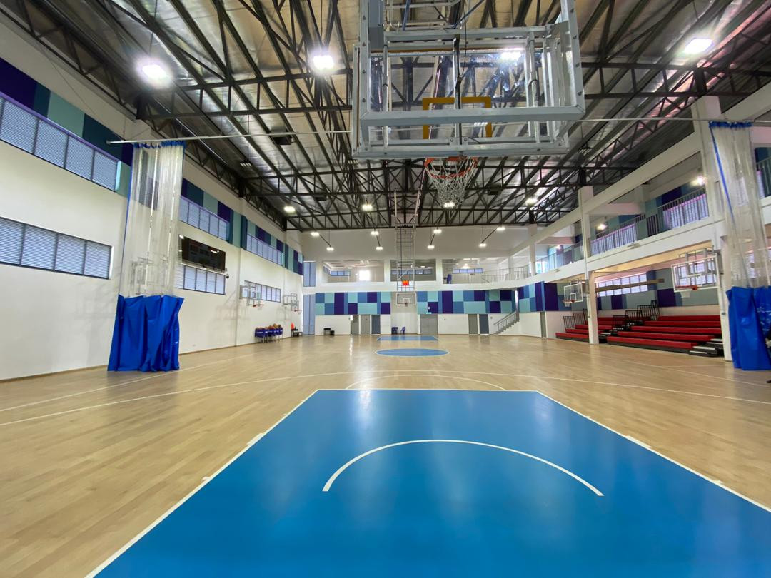 ​3-storey Activity Centre, Swimming Pool, Basketball Court