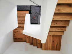 Sonderanfertigung Treppenstufen auf Kundenwunsch