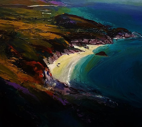 The secret beach, Ardnish