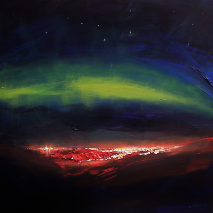 Northern Lights, Fort William