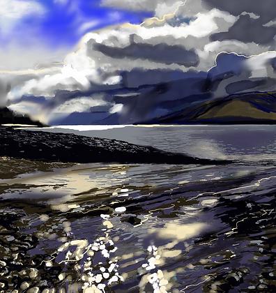 Loch Linnhe at Fort William