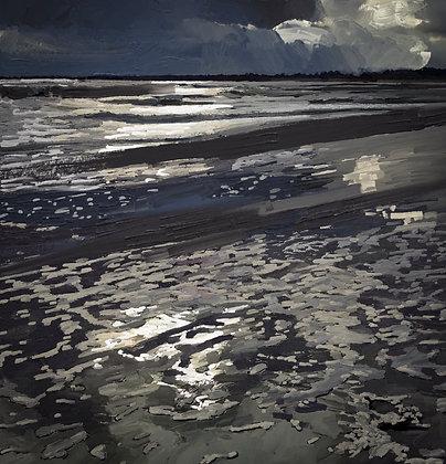 Alnmouth Beach, Northumberland