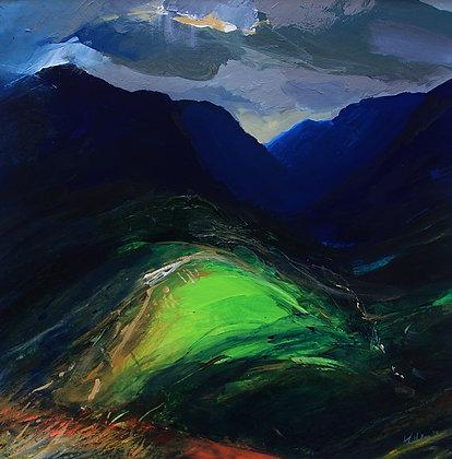 June Green, Glen Nevis