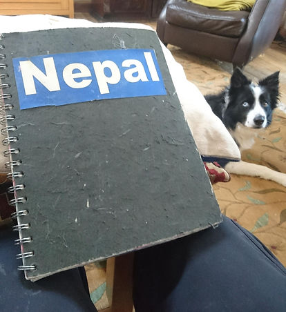 Nepal Sketch book
