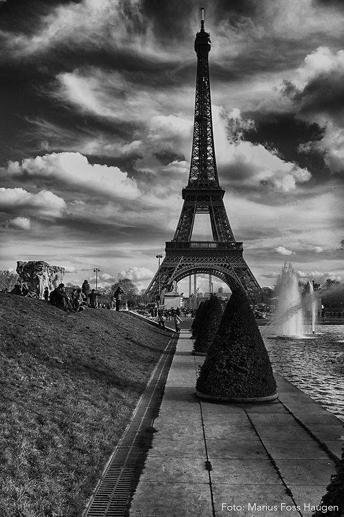 Tour Eiffel - s/h (Nr 12)