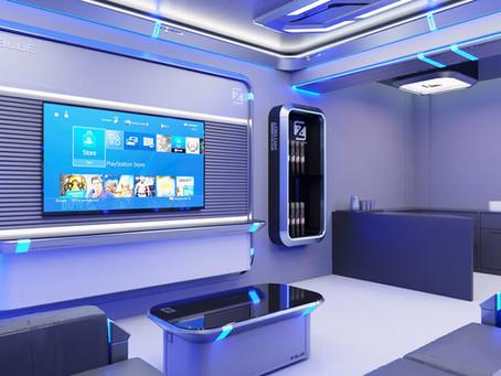 Esports home design