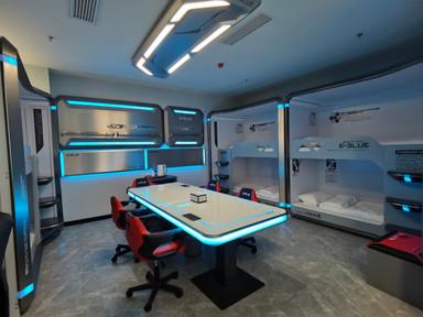 Esports hotel, JiangXi pro room 2