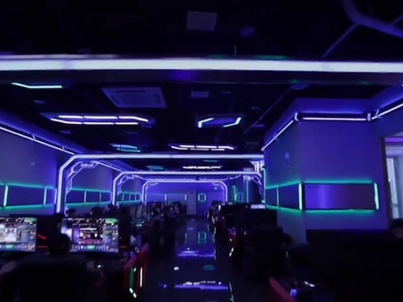 Just inbox us if you want to set up a stunning esports arena