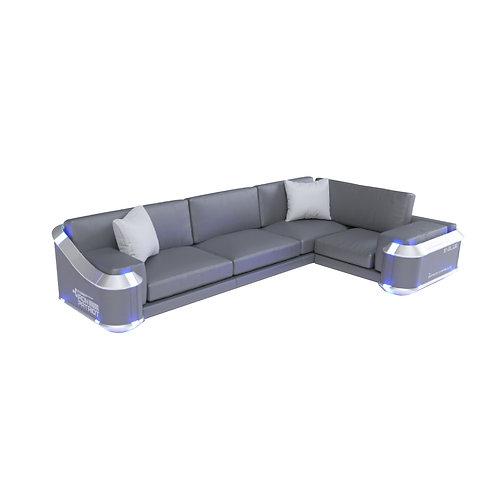 """ESF004-SL """"RGB"""" L-Shape sofa"""
