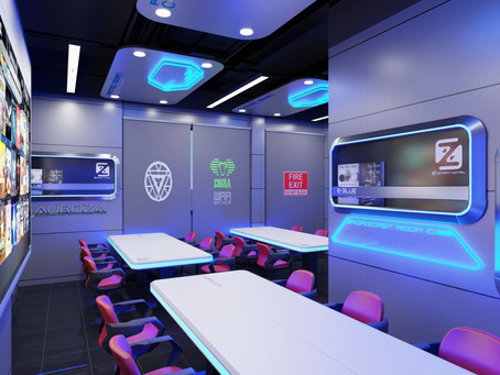 We also provide design and furniture for the office and conference room