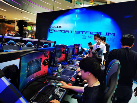 Proud to be the Title Sponsor of League of Legends YGB tournamen