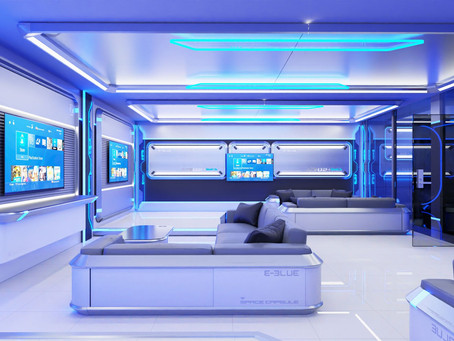 We are trying to create a gaming lounge with greatest comfort