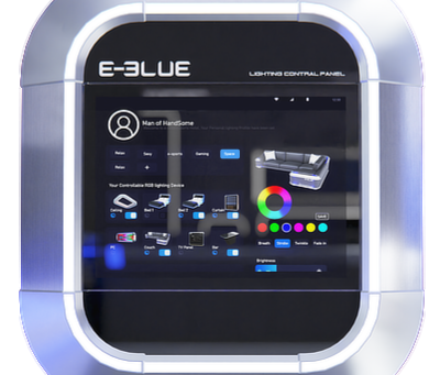 E-Blue e-sports Room Control Console