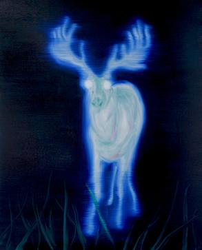 A Secret Life of Animals Blue Deer