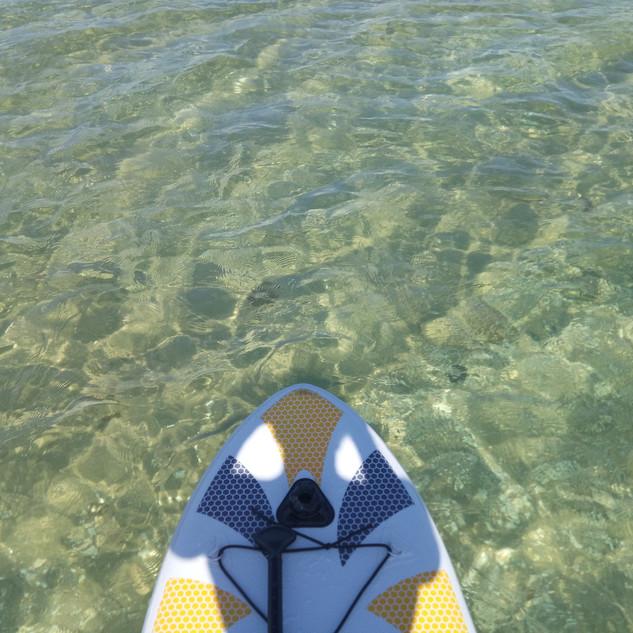 Rando Paddle Baie de Quiberon
