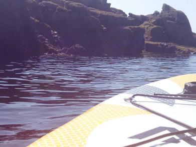 Randonnée Stand Up Paddle Quiberon