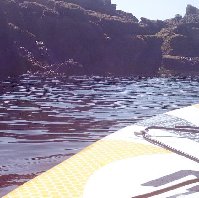 Rando Stand Up Paddle Cote sauvage
