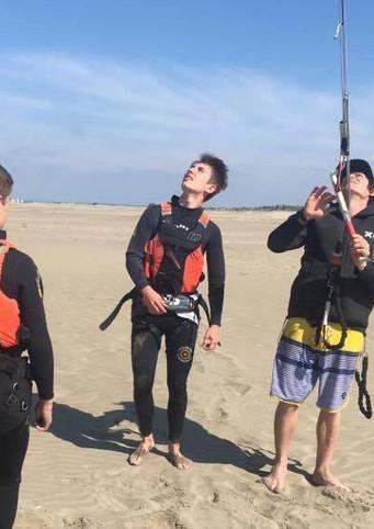 UPANDKITE | Nos équipes kitesurf Paddle | Morbihan Lorient Quiberon