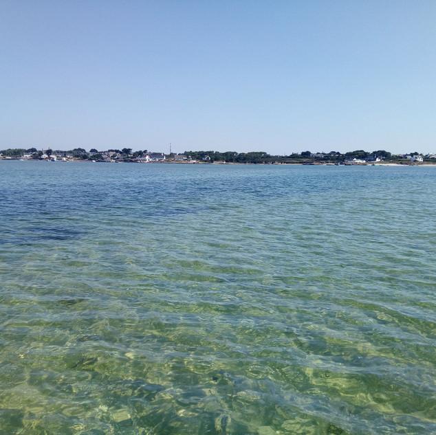 Rando Stand Up Paddle Baie de Quiberon