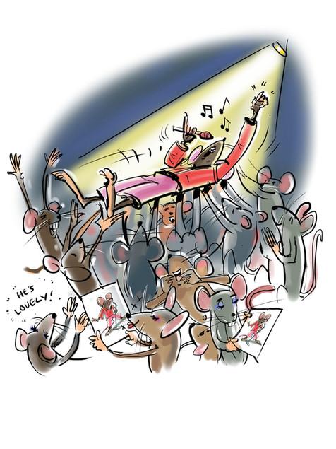 Karoke Mouse