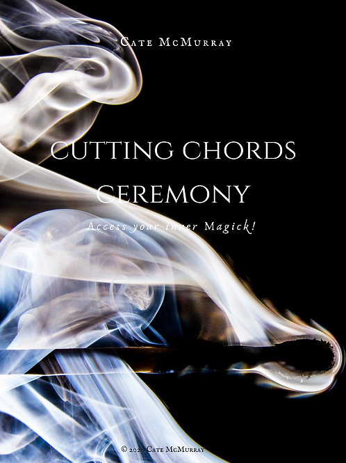Cutting Chords Ceremony with Meditation