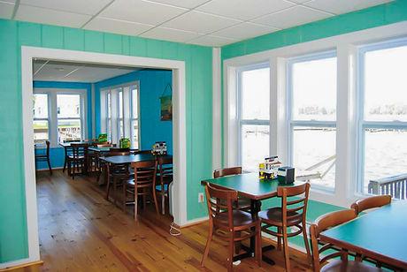 Barnharts Restaurant Hamlin Lake