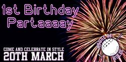 Birthday Partayyy
