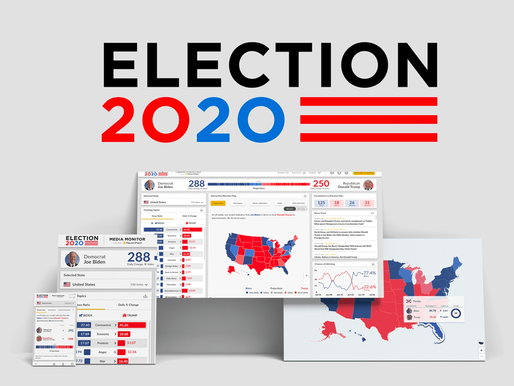 """The """"Swing states"""", critical in the US 2020 Presidential Election."""