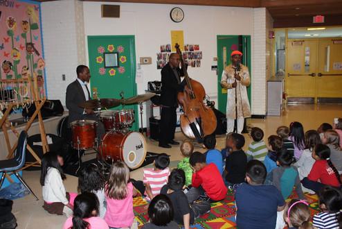 Charles Barrett Elementary