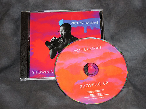 Showing Up (Physical CD)