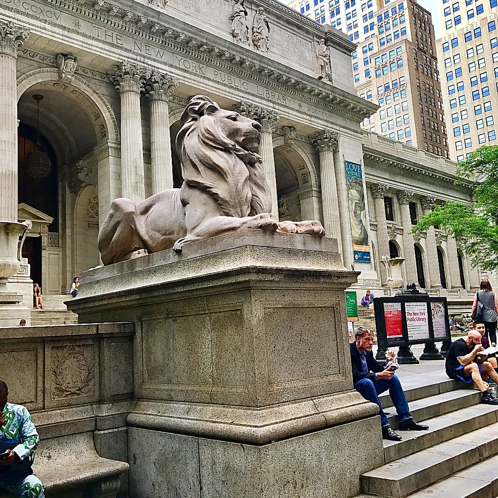 New York Public Library, NYC