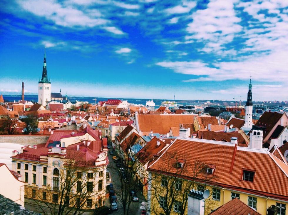 Fall Into a Fairytale in Tallinn