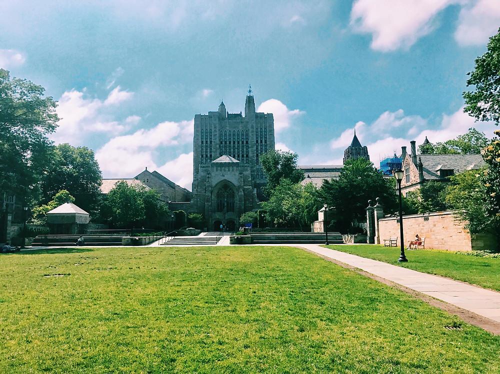 Yale University, New Haven, Connecticut, USA