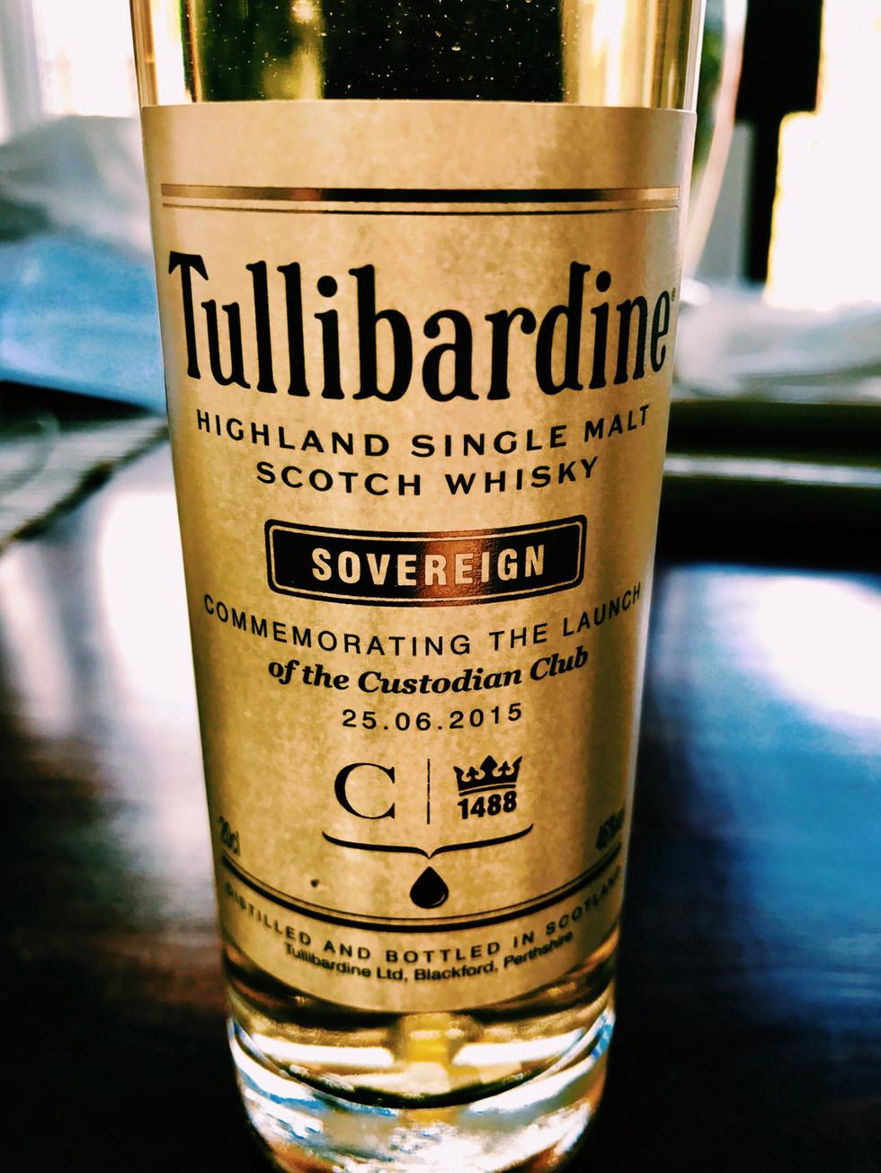 #ScoreMySouvenir! Single Malt Scotch